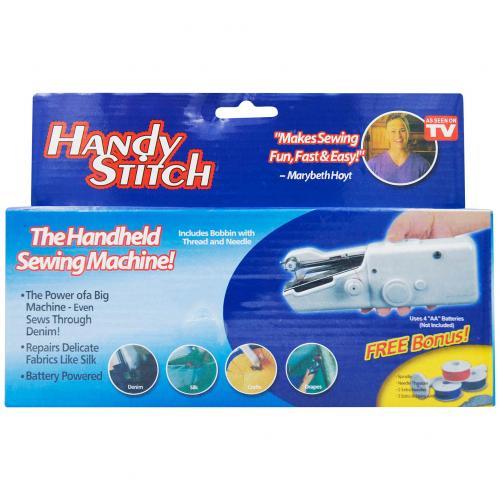 Портативная ручная швейная машинка Handy Stitch оптом