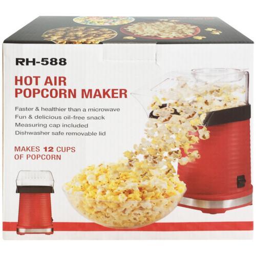 Аппарат для приготовления попкорна Hot Air RH-588 оптом
