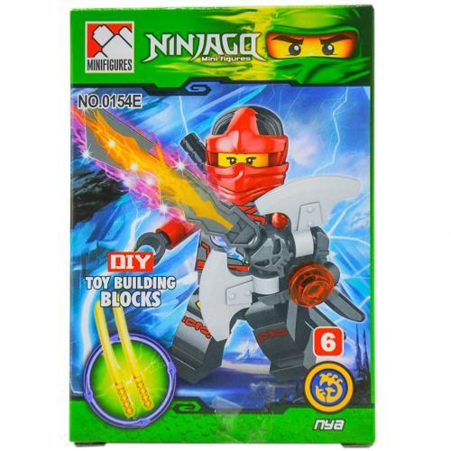 Конструктор-фигурка Ninjago оптом