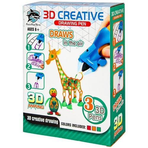 3D ручка Creative Drawing Pen оптом