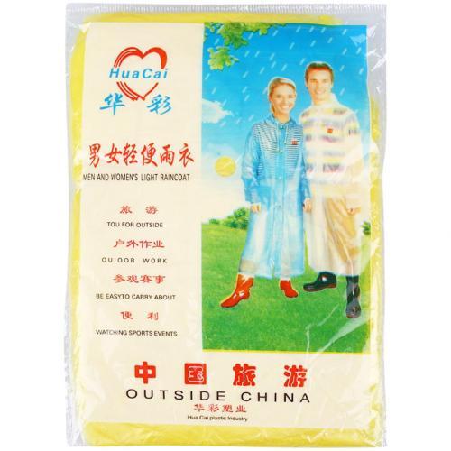 Плащ-дождевик Hua Cai оптом