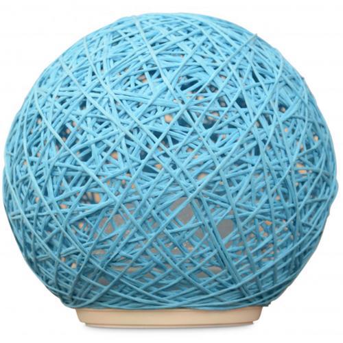 Настольный светильник-шар из ротанга Creative Rattan Ball Lamp оптом
