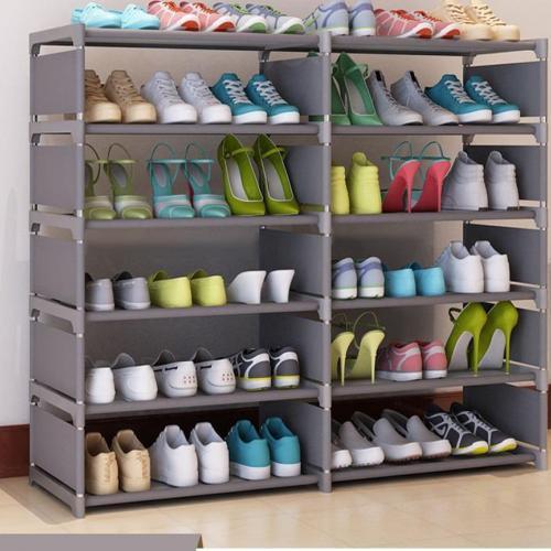 Стеллаж для обуви с двумя секциями оптом