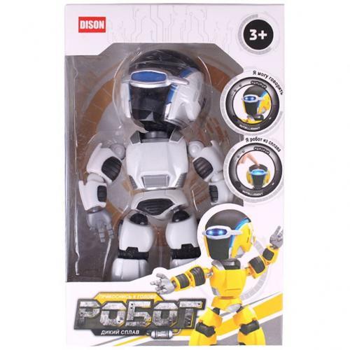 Говорящий робот DIY Alloy Robot оптом