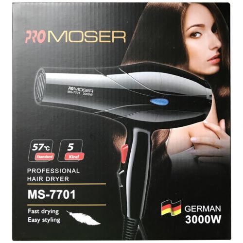Фен для волос Moser MS-7701 оптом