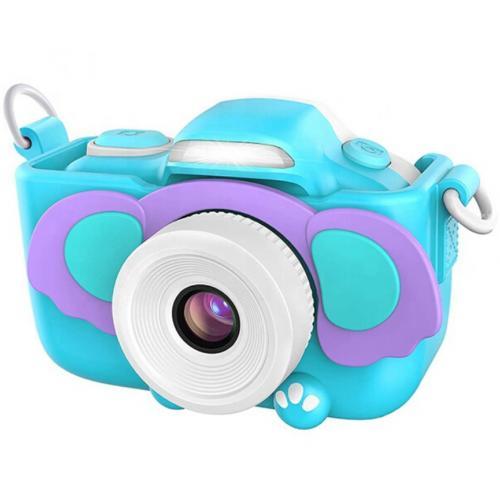 Детский фотоаппарат Kids Cam Слон оптом