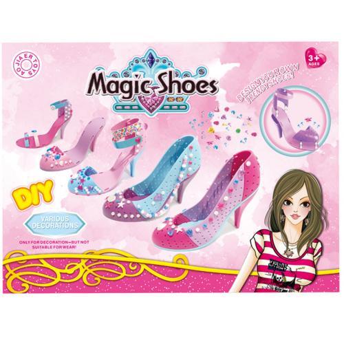 Игровой набор для моделирования обуви Magic Shoes оптом