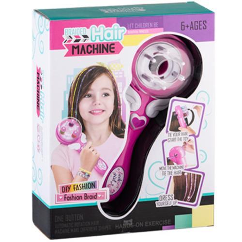 Машинка для плетения косичек Braided Hair Machine оптом