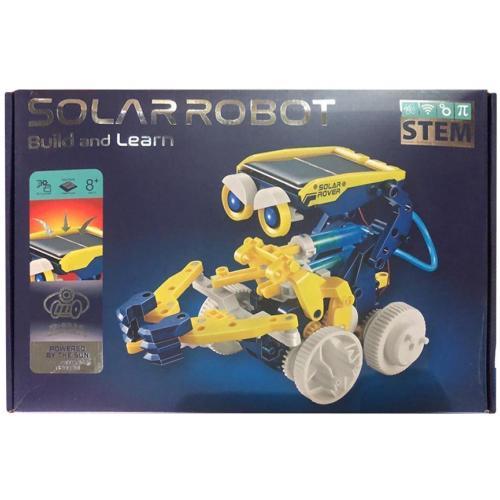 Конструктор на солнечных батареях STEM Solar Robot оптом