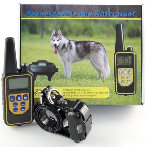Электронный ошейник для собак оптом