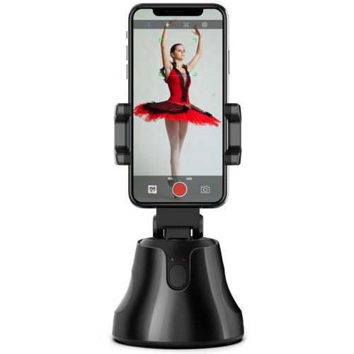 Держатель для фото и видео съёмки Object Tracking Holder 360 с датчиком движения оптом