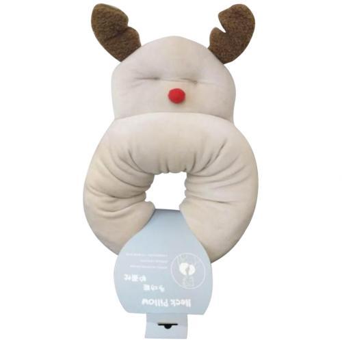 Подушка для путешествий Олененок оптом