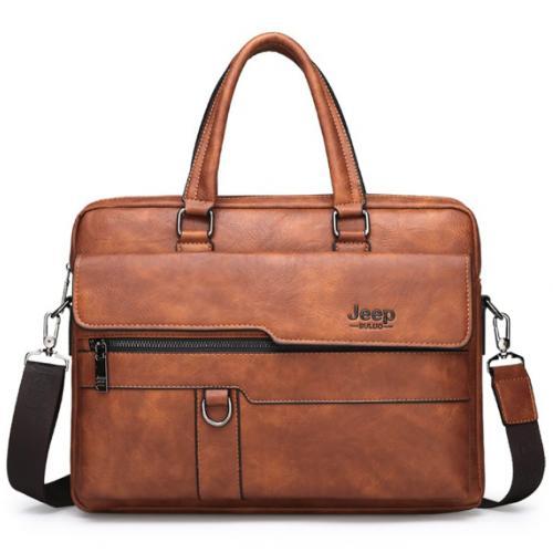 Мужская сумка-мессенджер Jeep Buluo оптом