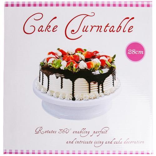 Поворотный столик для торта Cake Turntable оптом