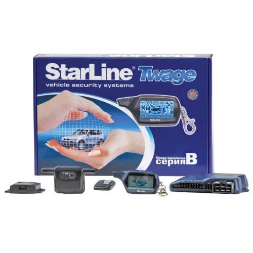 Автосигнализация StarLine Twage B оптом