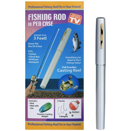 Инновационная удочка FisherGoMan (Fish Pen) оптом