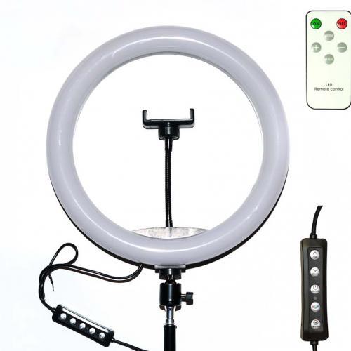 Кольцевая светодиодная лампа Soft Ring Lamp MJ33 оптом