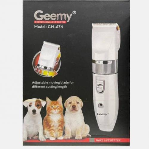 Машинка для стрижки животных Geemy GM-634 оптом