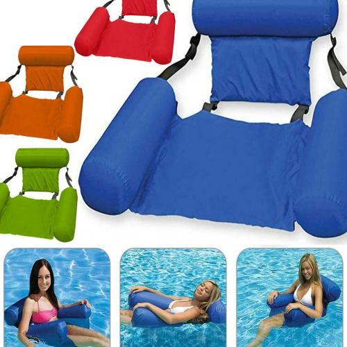 Надувной шезлонг - кресло для плавания оптом