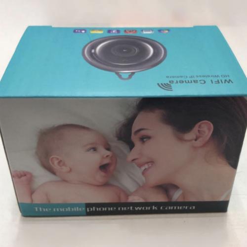 Охранная мини Wi-Fi Smart Net Camera V380 Pro  оптом