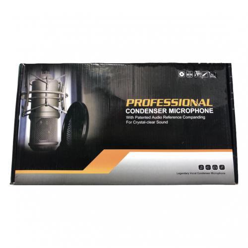 Конденсаторный микрофон BM-800  №1 оптом