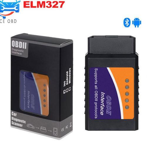 Сканер для диагностики авто EML327 — OBDII Bluetooth V1.5 оптом