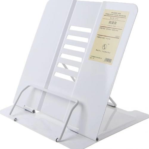 Портативная металлическая регулируемая подставка для книг оптом