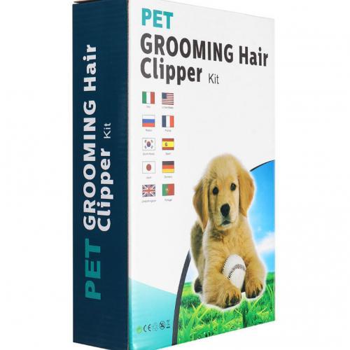 Набор для груминга Pet Grooming Hair Clipper Kit оптом