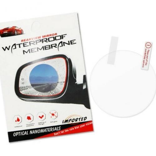 Антидождь плёнка на боковые зеркала автомобиля Waterproof Membrane оптом