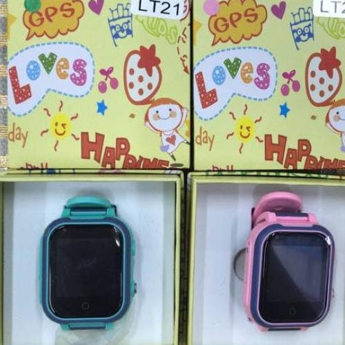 Умные часы для детей Smart Baby Watch LT21 4G/LTE оптом