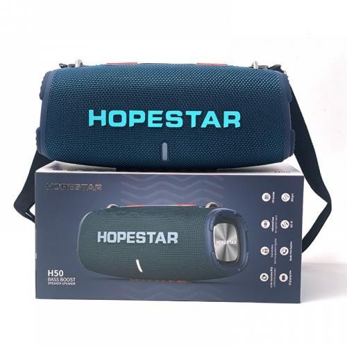 Портативная акустическая Bluetooth колонка Hopestar H50 оптом