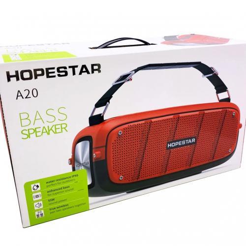 Портативная акустическая Bluetooth колонка Hopestar A20 оптом
