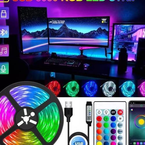 Светодиодная LED лента RGB 5050 оптом