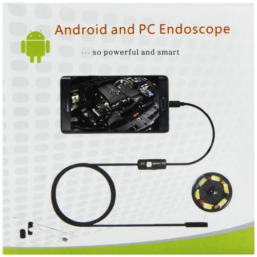 Камера эндоскоп USB Endoscope 1,5 м оптом