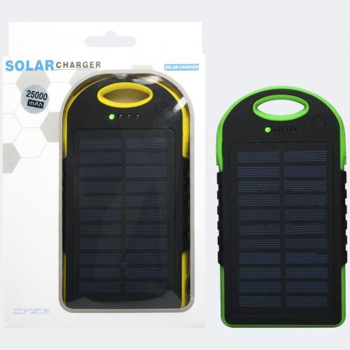 Power Bank на солнечных батареях Solar Charger 25000 mAh оптом