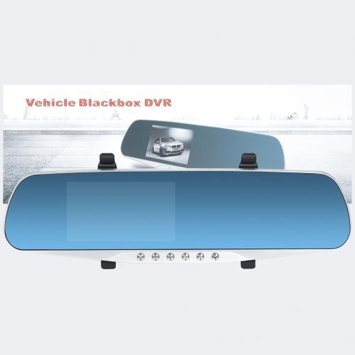 Зеркало заднего вида со встроенным видеорегистратором Vehicle Blackbox DVR оптом