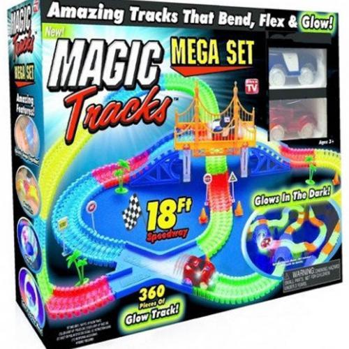 Конструктор magic tracks 360 деталей оптом