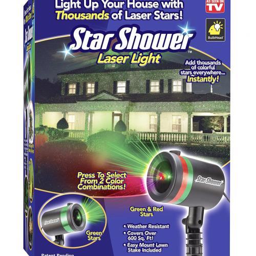 Лазерный проектор Star Shower Laser Light оптом
