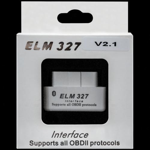 Автосканер ELM327 Bluetooth Interface оптом