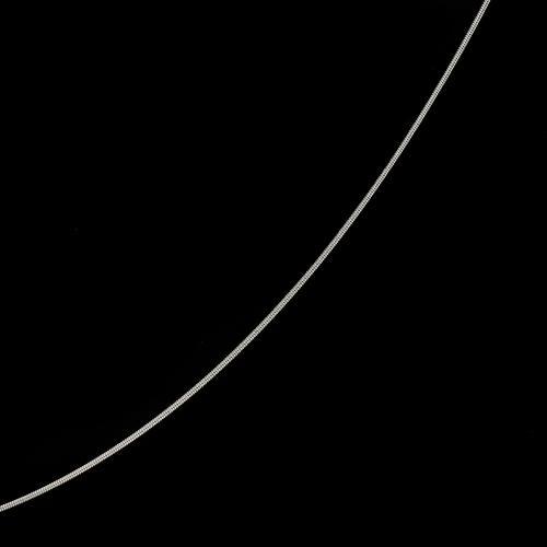 Цепочка с плетением Снейк оптом