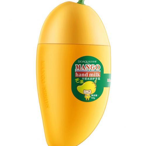 Питательный крем для рук Bioaqua с ароматом манго 50 гр оптом