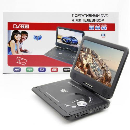 DVD плеер Eplutus LS-104T с TV-тюнером DVB-T2 оптом