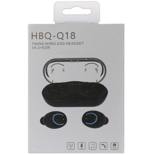 Беспроводные наушники HBQ-Q18 оптом
