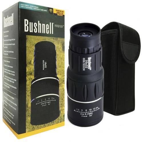 Монокуляр Bushnell 16x52 с футляром оптом