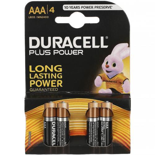Батарейки Duracell AAA мизинчиковые 4 шт оптом