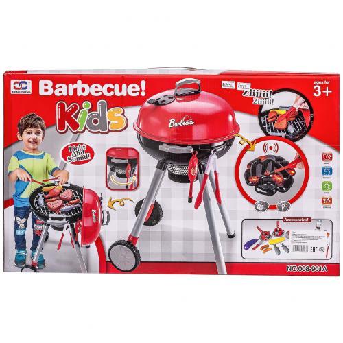 Игровой набор для барбекю Barbecue Kids оптом