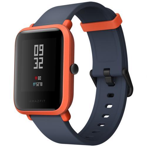 Умные часы Xiaomi Amazfit Bip Smartwatch оранжевые оптом