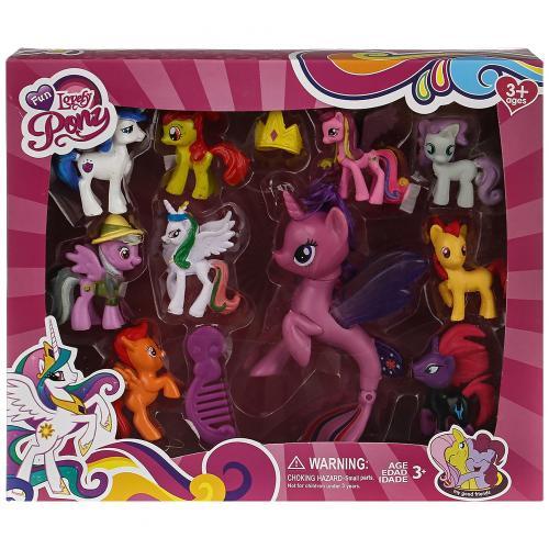 Игровой набор Lovely Pony оптом