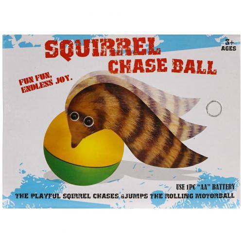 Мяч с белкой Squirrel Chase Ball оптом