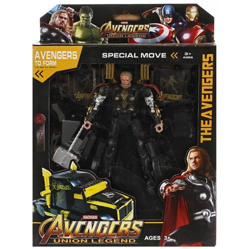 Робот трансформер Avengers Thor оптом